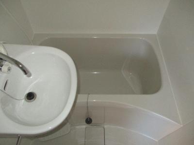 【浴室】ボンボンハイツ