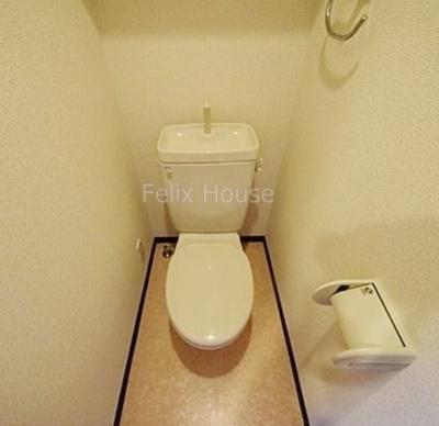【トイレ】スカイコート板橋第二