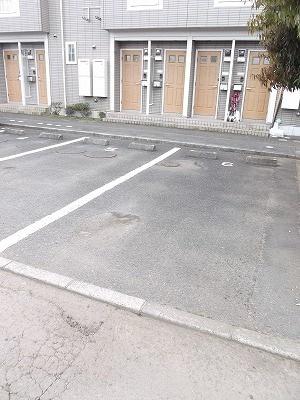 【駐車場】ニューロード6M