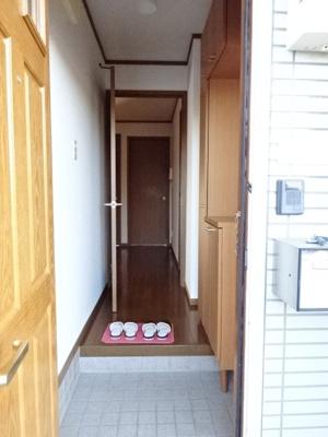 【玄関】ニューロード6M