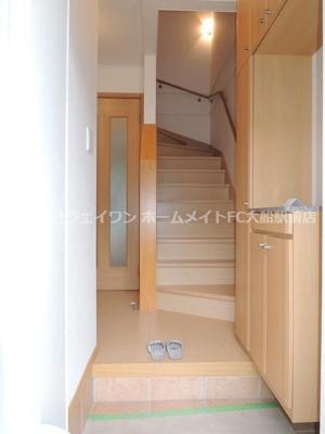 【玄関】ディアコート鎌倉Ⅲ