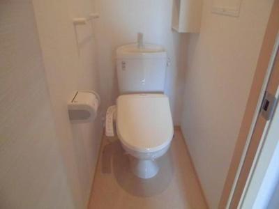 【トイレ】セカンダリー