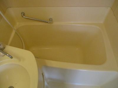 【浴室】ハイツ大和