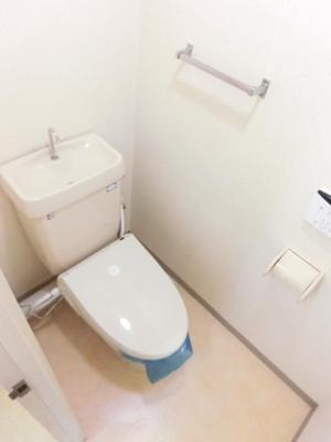 【トイレ】コーポレート江戸川