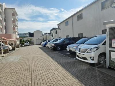 【駐車場】コーポレート江戸川