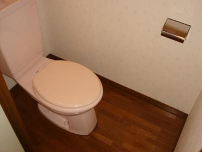 【トイレ】ハテンコウ