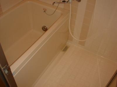 【浴室】ハテンコウ