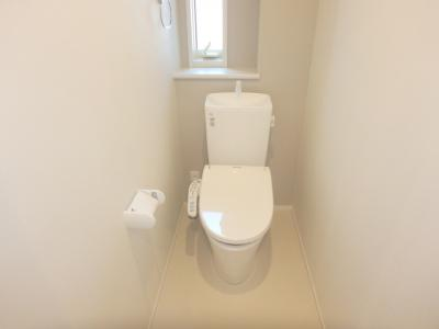 【トイレ】新築 ノルデランテ篠崎