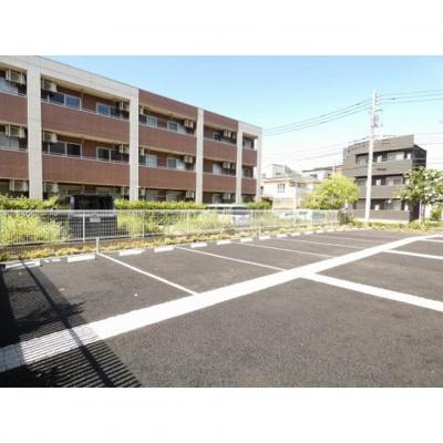 【駐車場】新築 ノルデランテ篠崎