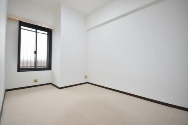 個人の部屋や寝室として使える洋室