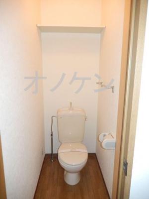 【トイレ】ウエストハイツ