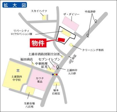 【その他】リバーシティロイヤルハイツA