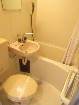 【浴室】メゾン・ド・スプラッシュ