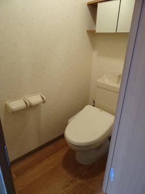 【トイレ】エンプレスガーデン