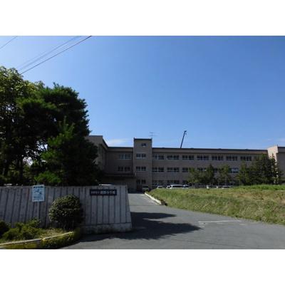 小学校「長野市立徳間小学校まで700m」