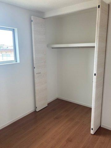 【収納】デザイン住宅『FIT』南区若久6丁目3期1号棟 4LDK