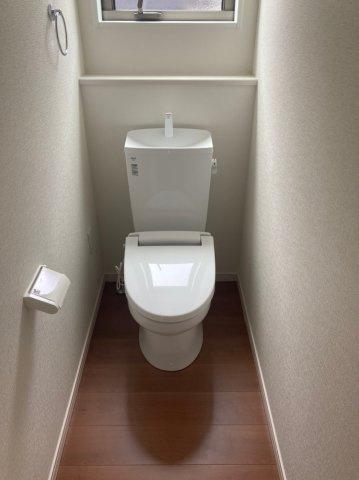 【トイレ】デザイン住宅『FIT』南区若久6丁目3期1号棟 4LDK