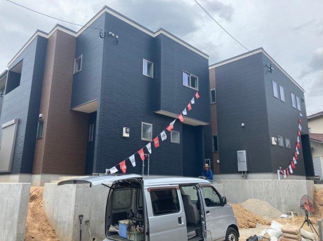 【外観】デザイン住宅『FIT』南区若久6丁目3期1号棟 4LDK