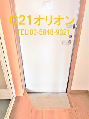 【玄関】フェリスクラウン