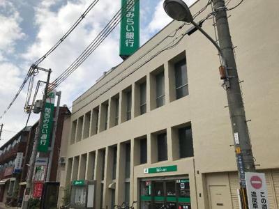 関西みらい銀行豊津支店まで673m