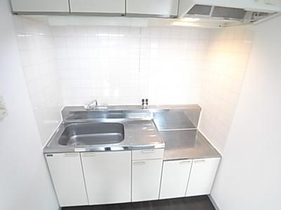 【キッチン】サクシードマンション