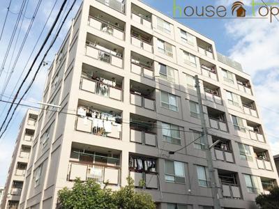【外観】西宮第三コーポラスA棟(鳴尾小・鳴尾中学校)