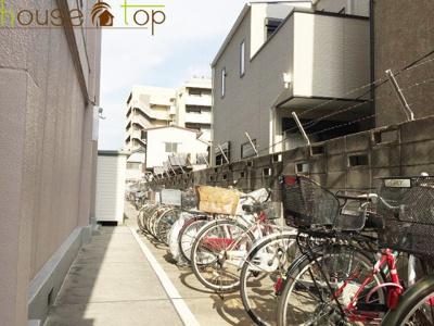 【駐車場】西宮第三コーポラスA棟(鳴尾小・鳴尾中学校)