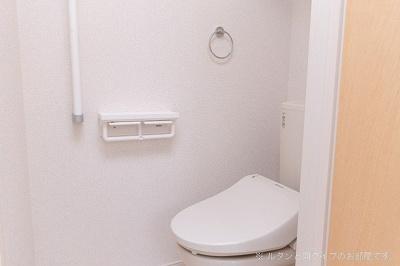 【トイレ】東舘町アパート