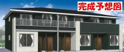 【外観】東舘町アパート