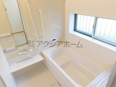【浴室】東大和市南街3丁目・全2棟 新築一戸建 1号棟