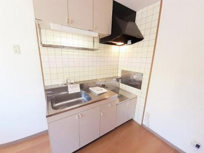【キッチン】リバーサイドM・B