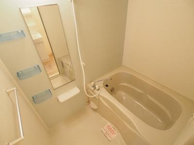 【浴室】グランクリュー上の原