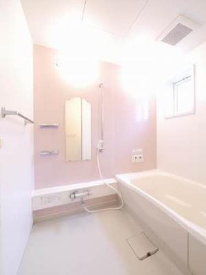 【浴室】メゾン ド マシェリ B棟