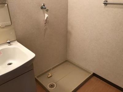 室内洗濯機置き場(イメージ)