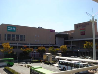 イオン戸畑ショッピングセンターまで1,041m