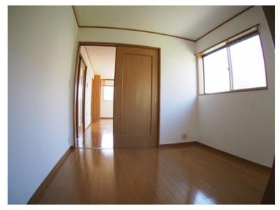 【寝室】サンハウスⅡ