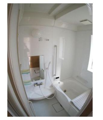 【浴室】サンハウスⅡ