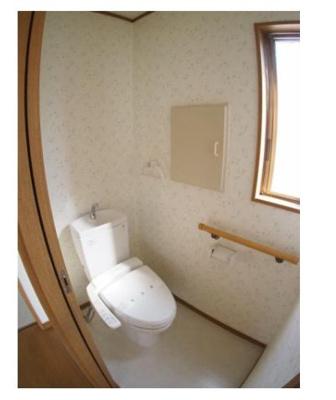【トイレ】サンハウスⅡ