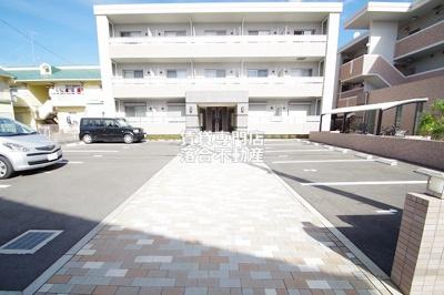 【駐車場】アルビータ・L