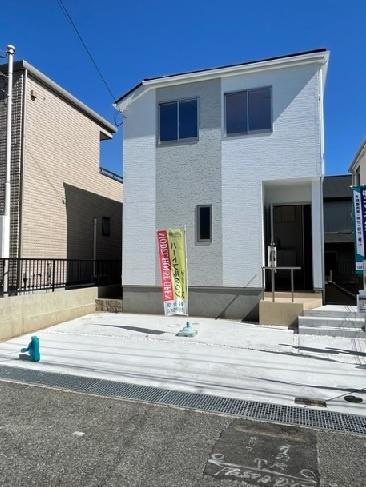 【外観】神戸市西区学園東町 新築戸建