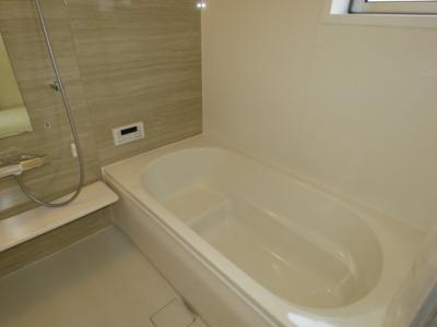 【浴室】川越市吉田 可変型4(5)LDK+ロフト+カースペース2台 新築戸建