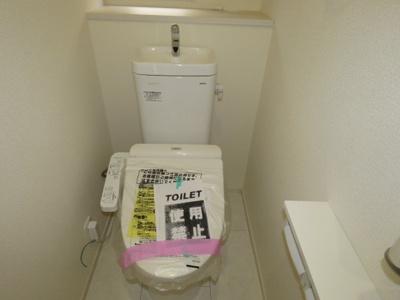 【トイレ】川越市吉田 可変型4(5)LDK+ロフト+カースペース2台 新築戸建