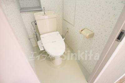 【トイレ】新大阪アーバネスト