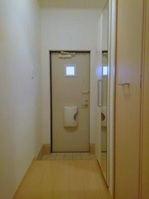 【玄関】グレイス ヒルⅢ