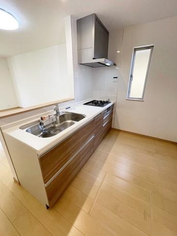 【キッチン】神戸市西区学園東町 新築戸建