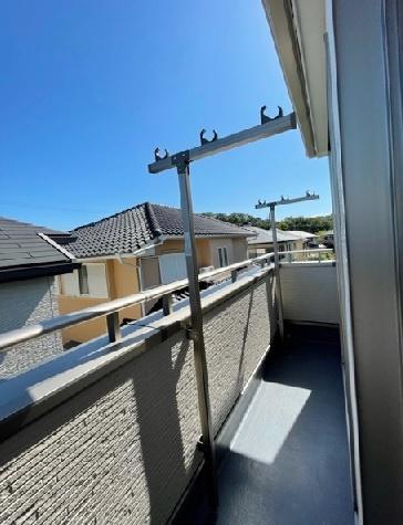 【バルコニー】神戸市西区学園東町 新築戸建