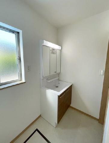 【独立洗面台】神戸市西区学園東町 新築戸建