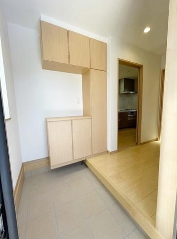【玄関】神戸市西区学園東町 新築戸建