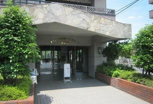 【エントランス】グランツ東青梅ツインズコート2番館