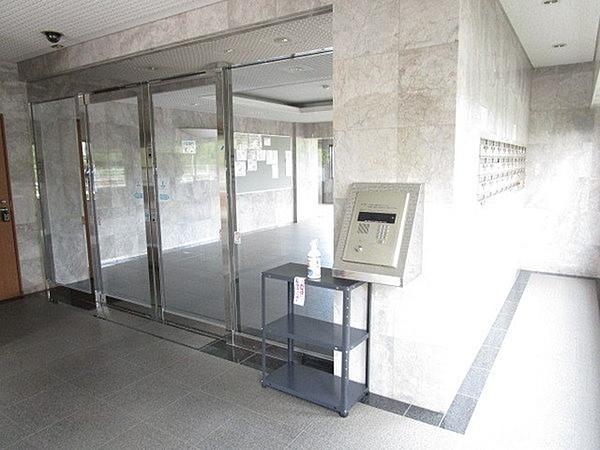 【ロビー】グランツ東青梅ツインズコート2番館